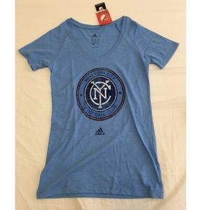 Adidas New York Football Club T-Shirt